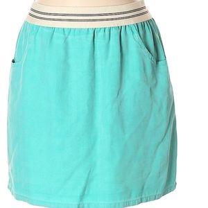 Splendid Elastic Waist  Skirt size large